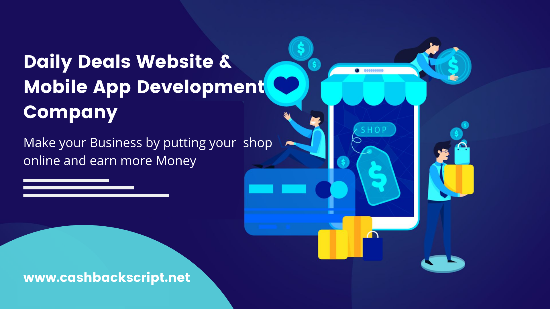 Daily Deals Website & Mobile App Development Company