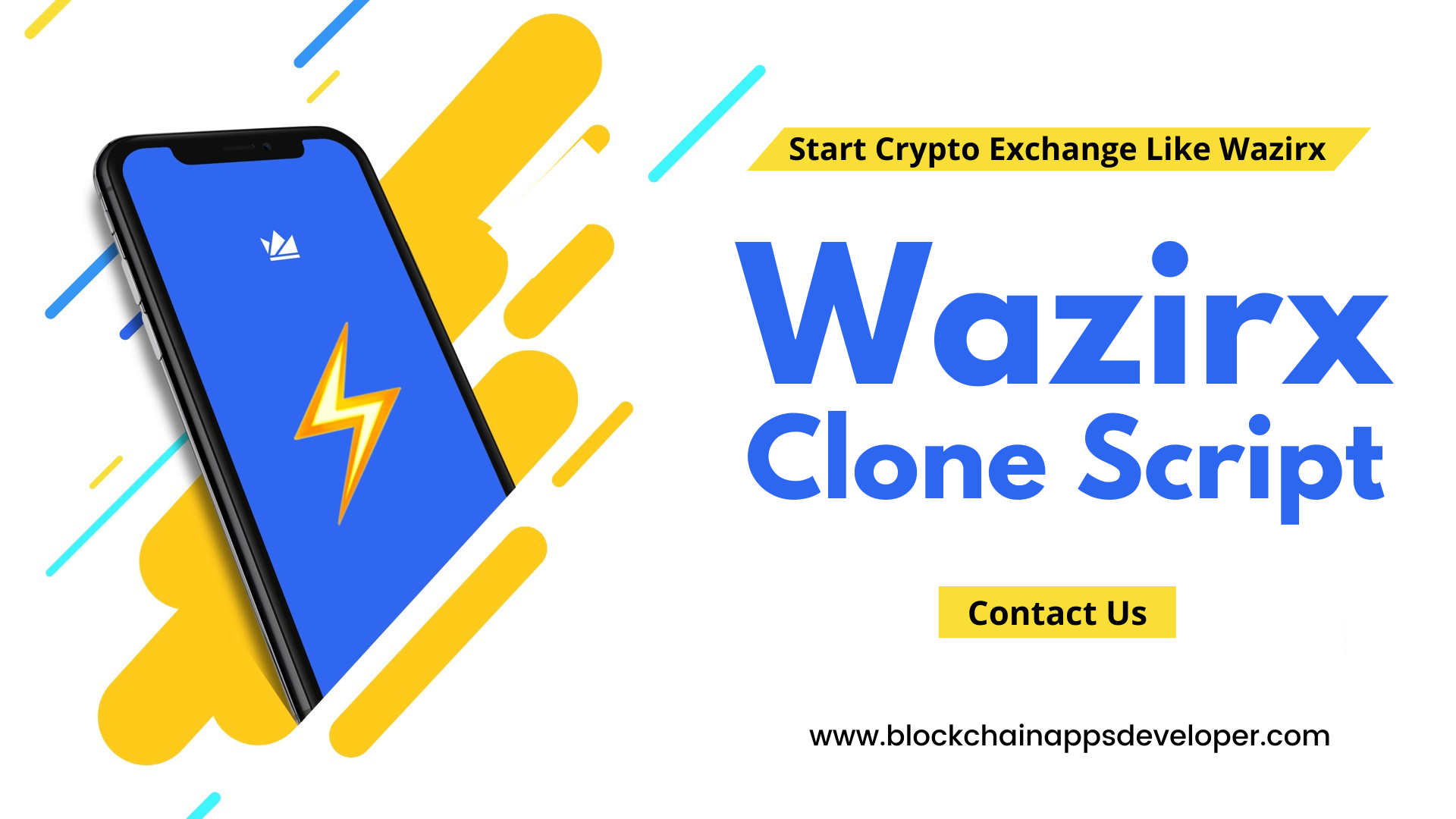 WazirX Clone Script To Start Cryptocurrency Exchange Similar To WazirX