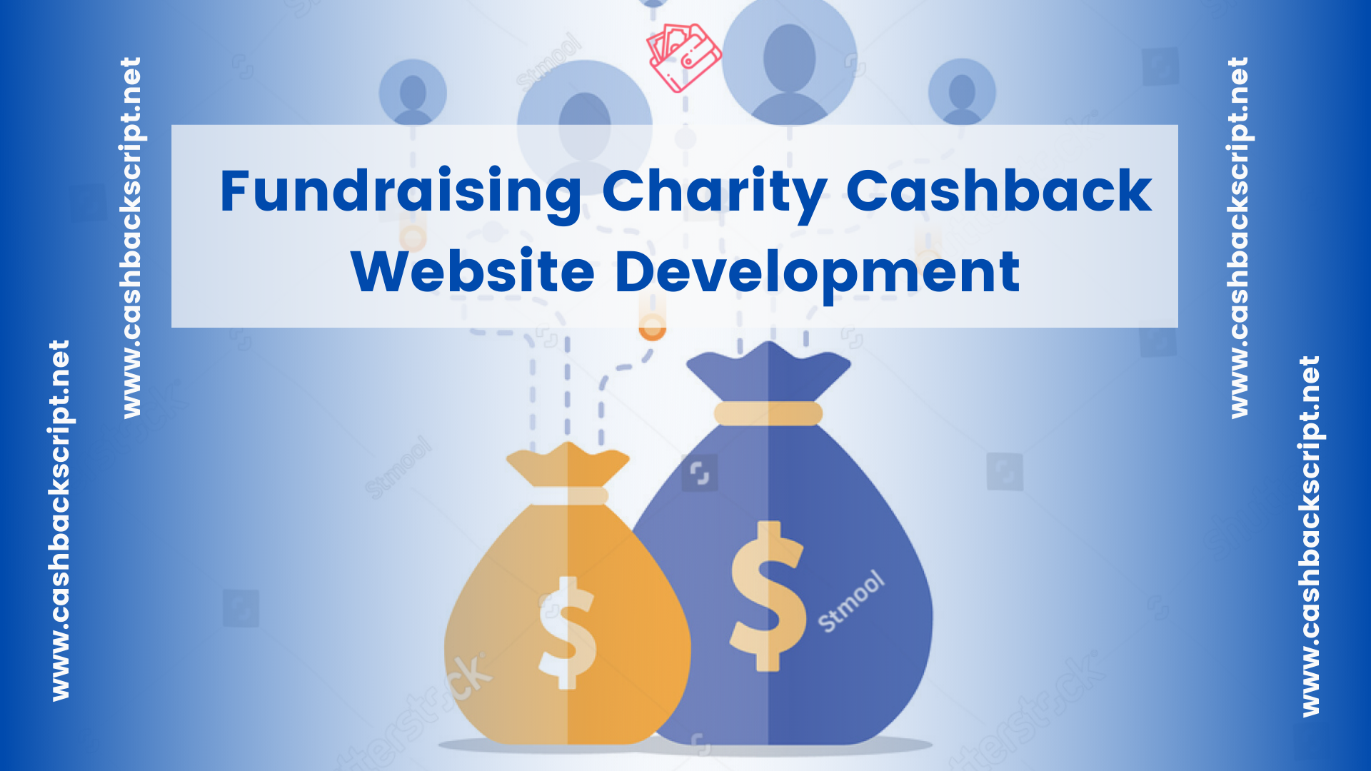 Fundraising Charity Cashback Website Development