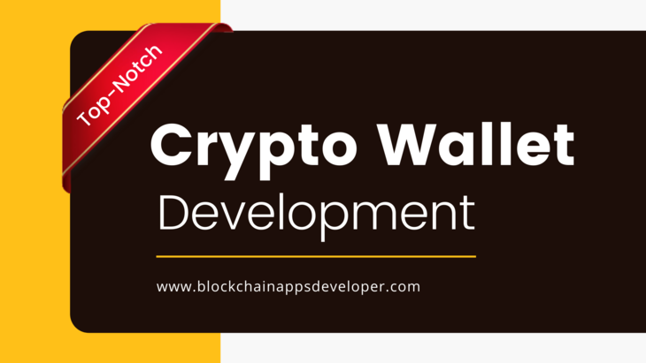 Cryptocurrency Wallet Development Company For White-Label Crypto Wallet Development Services