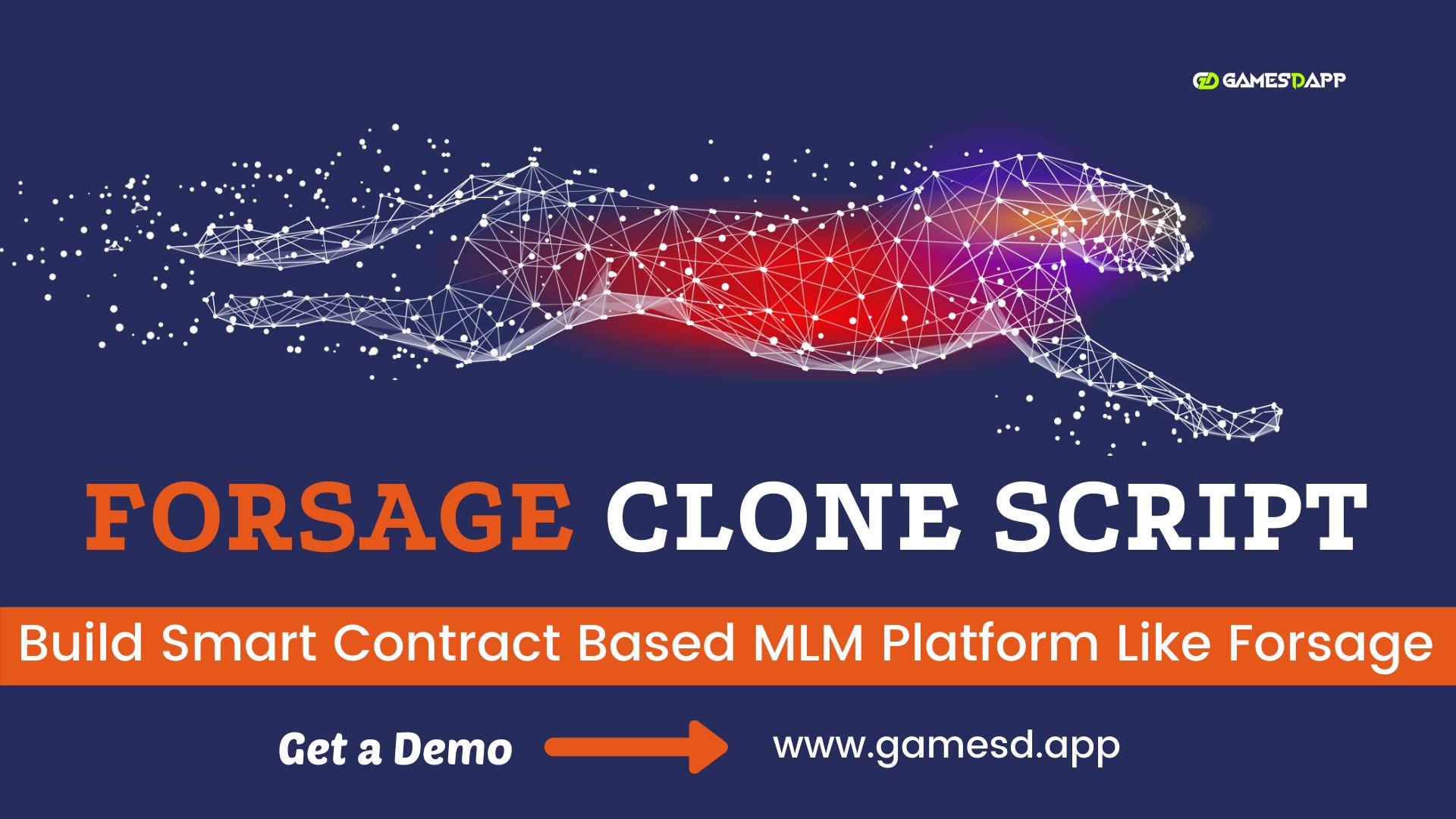Build Smart Contract Based MLM Platform Like Forsage
