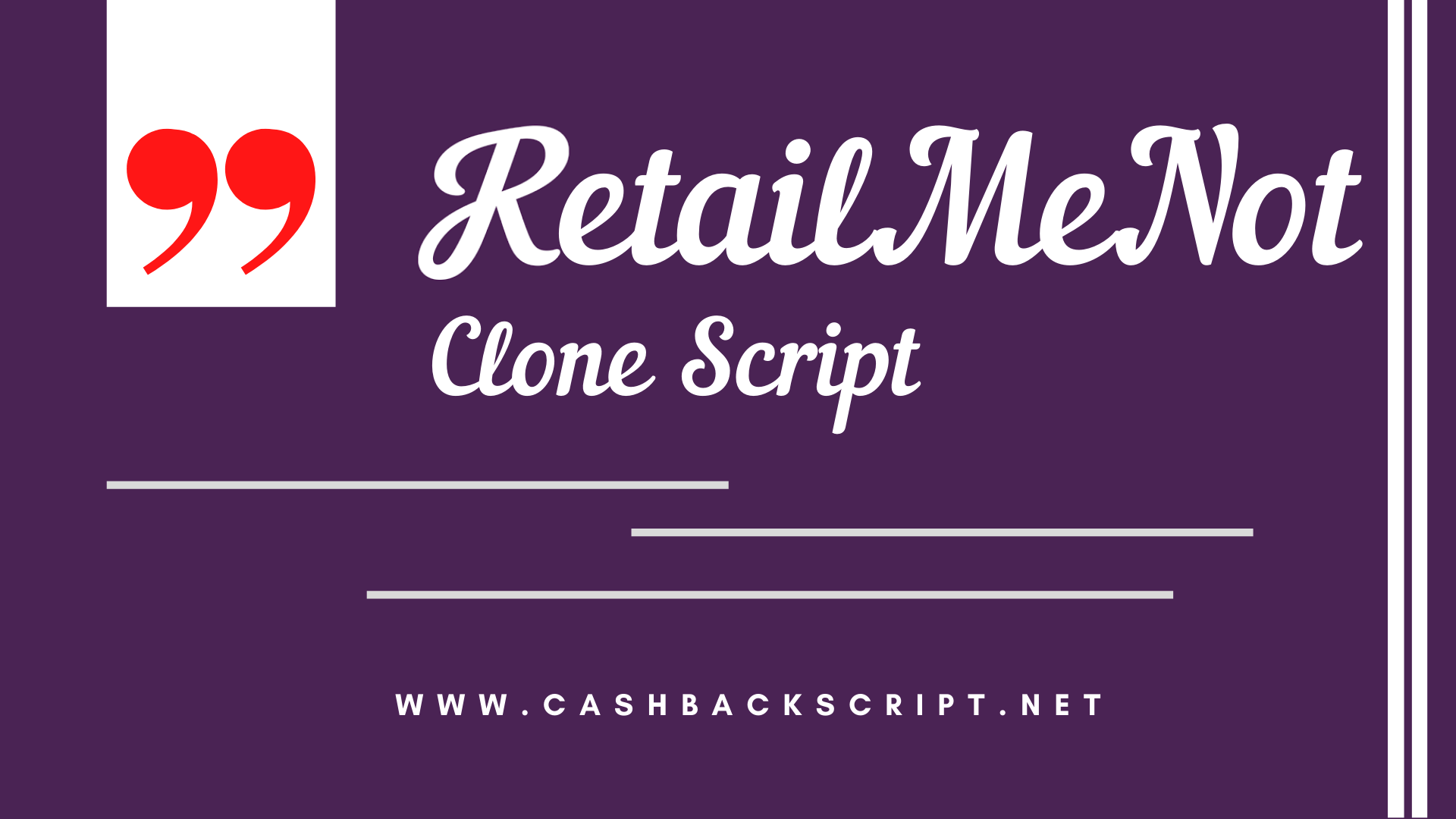RetailMeNot Clone Script: All the Stats, Facts, and Data You'll Ever Need to Know