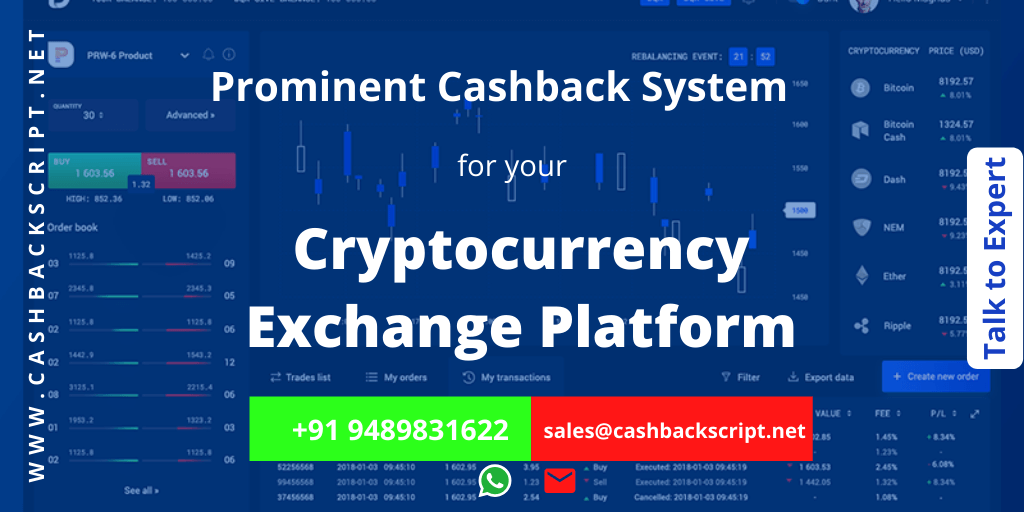 Premium Cashback Solutions for Cryptocurrency Exchange Business