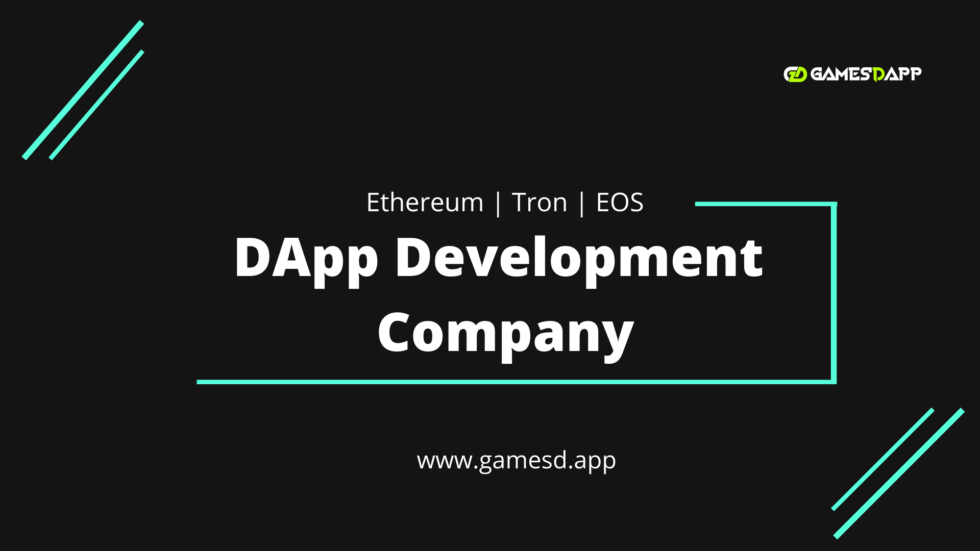 Decentralized Applications (DApp) Development Company