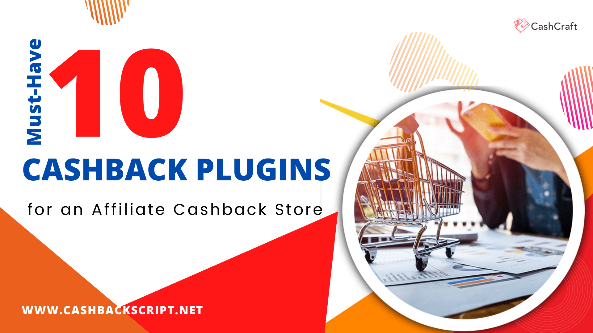 10 Must-Have Cashback Plugins for an Affiliate Cashback Store
