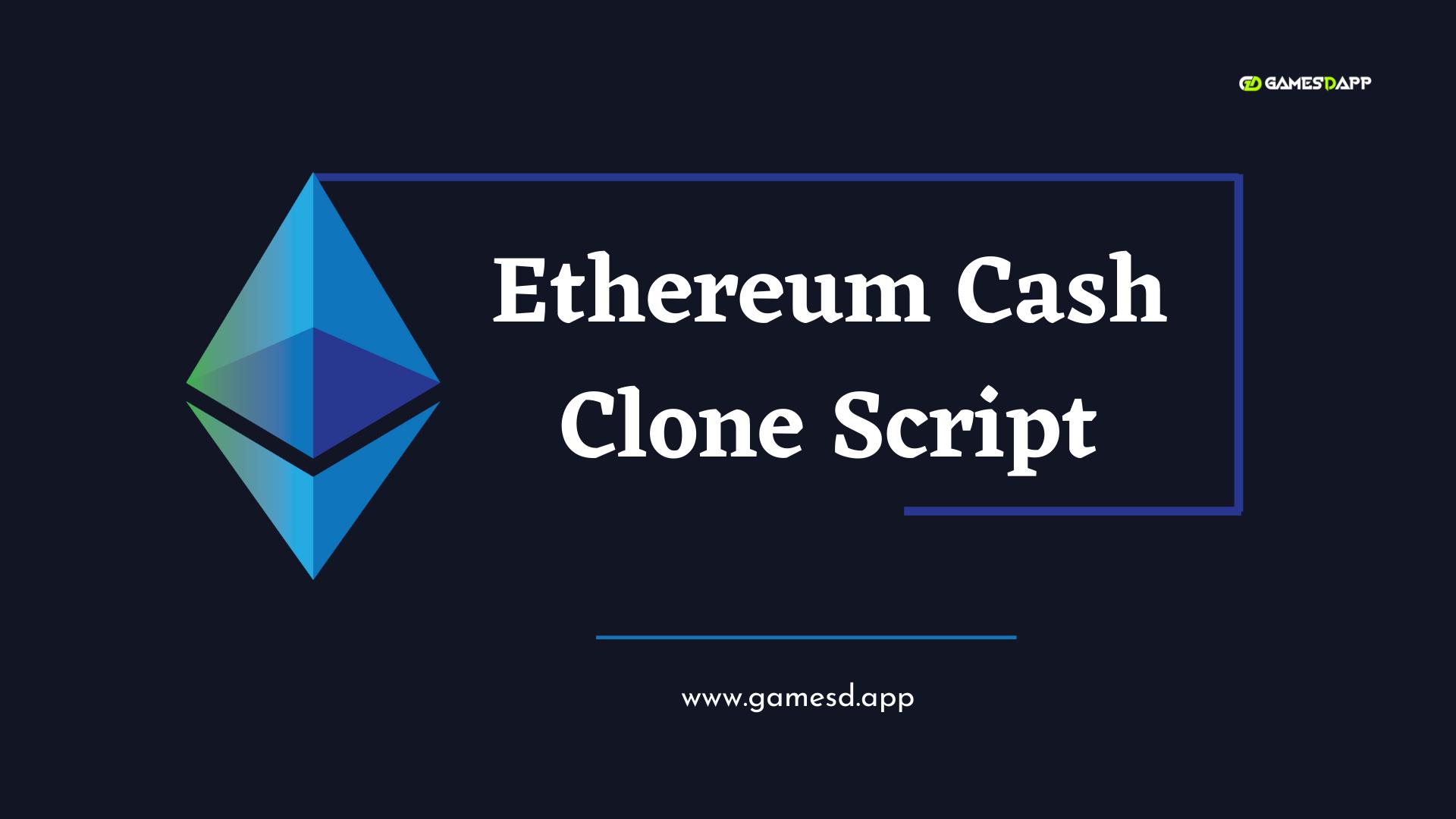 Start A Smart Contract Based Decentralized MLM Platform Like Ethereum.Cash