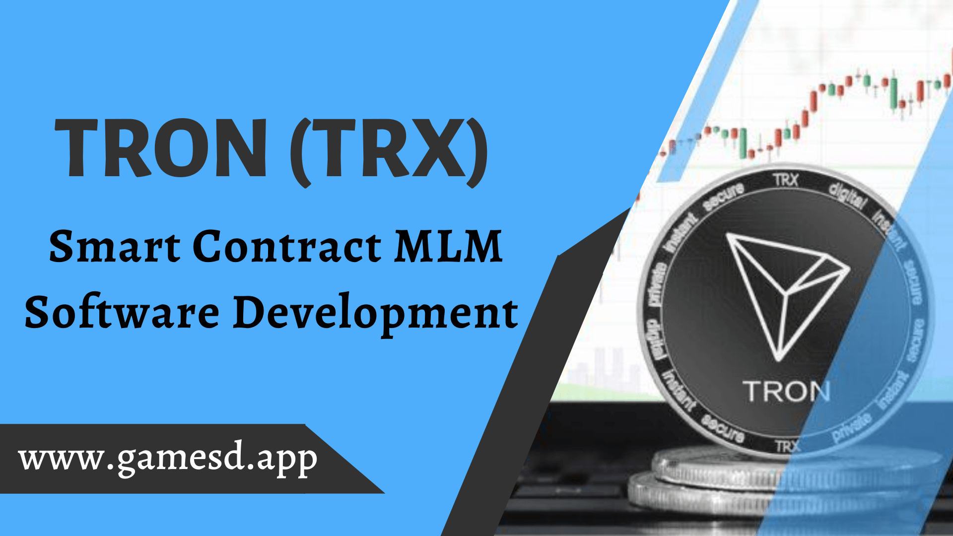 TRON Smart Contract MLM Software to Build Decentralized Smart Contract MLM Business on Tron blockchain