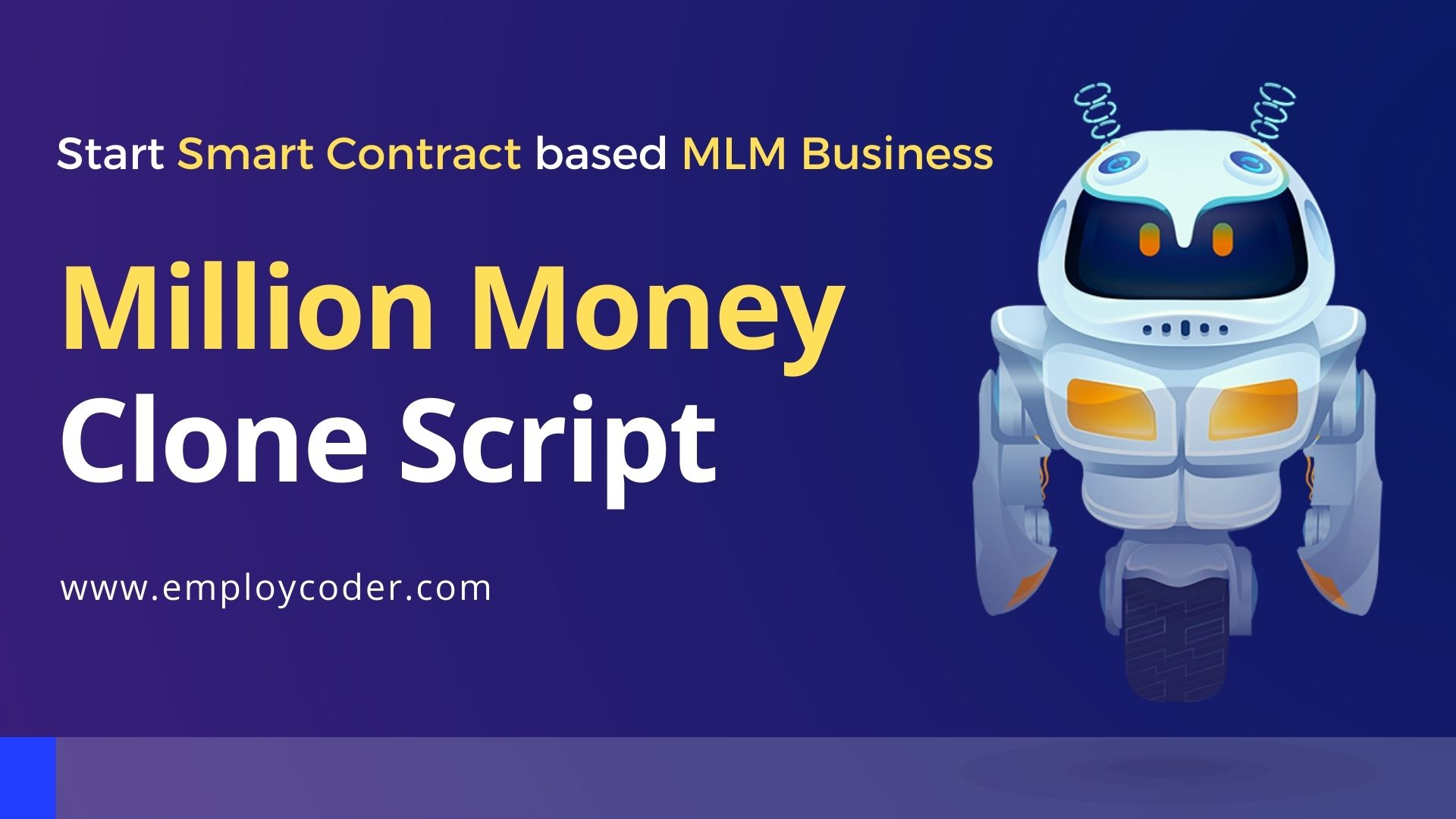 A Complete Guide To Build a Fully Decentralized Smart Contract MLM Like Million Money