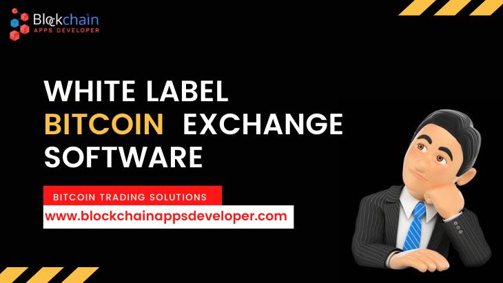 Bitcoin BTC Exchange Software - Start Your Bitcoin Exchange Website Platform Within 48 Hours