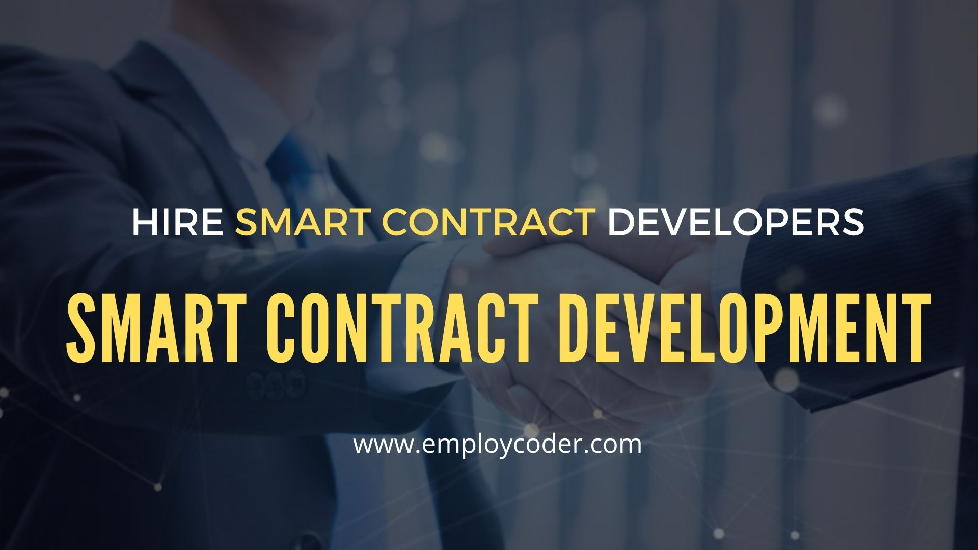 Hire Smart Contract Developers for your Crypto & Blockchain Startup Projects!