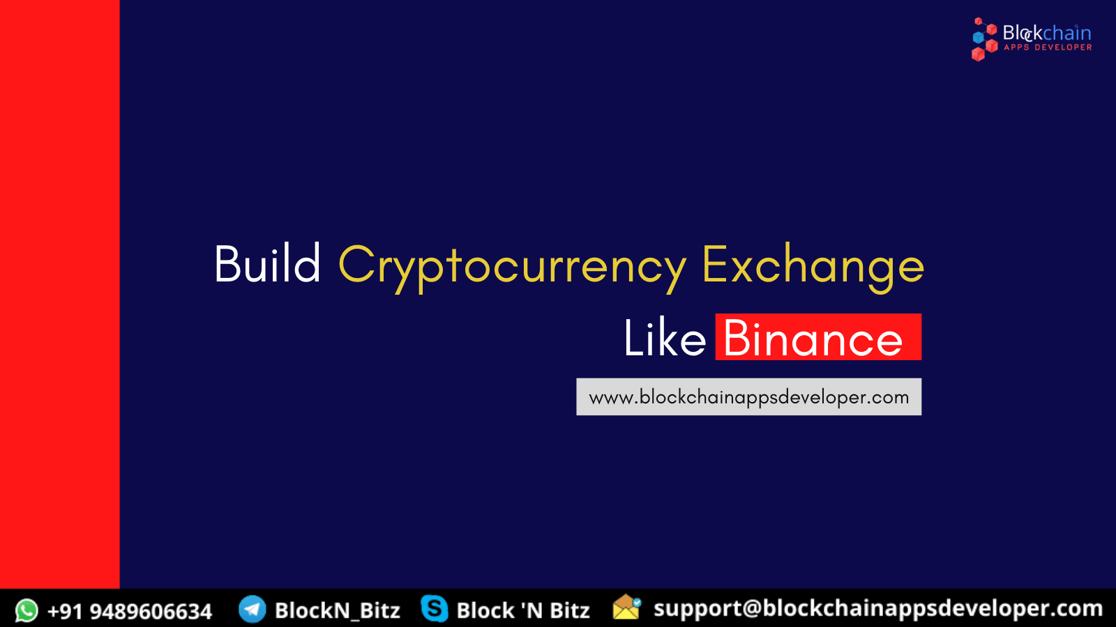Why you need to start a popular cryptocurrency exchange like Binance? Here is the overall outlook!