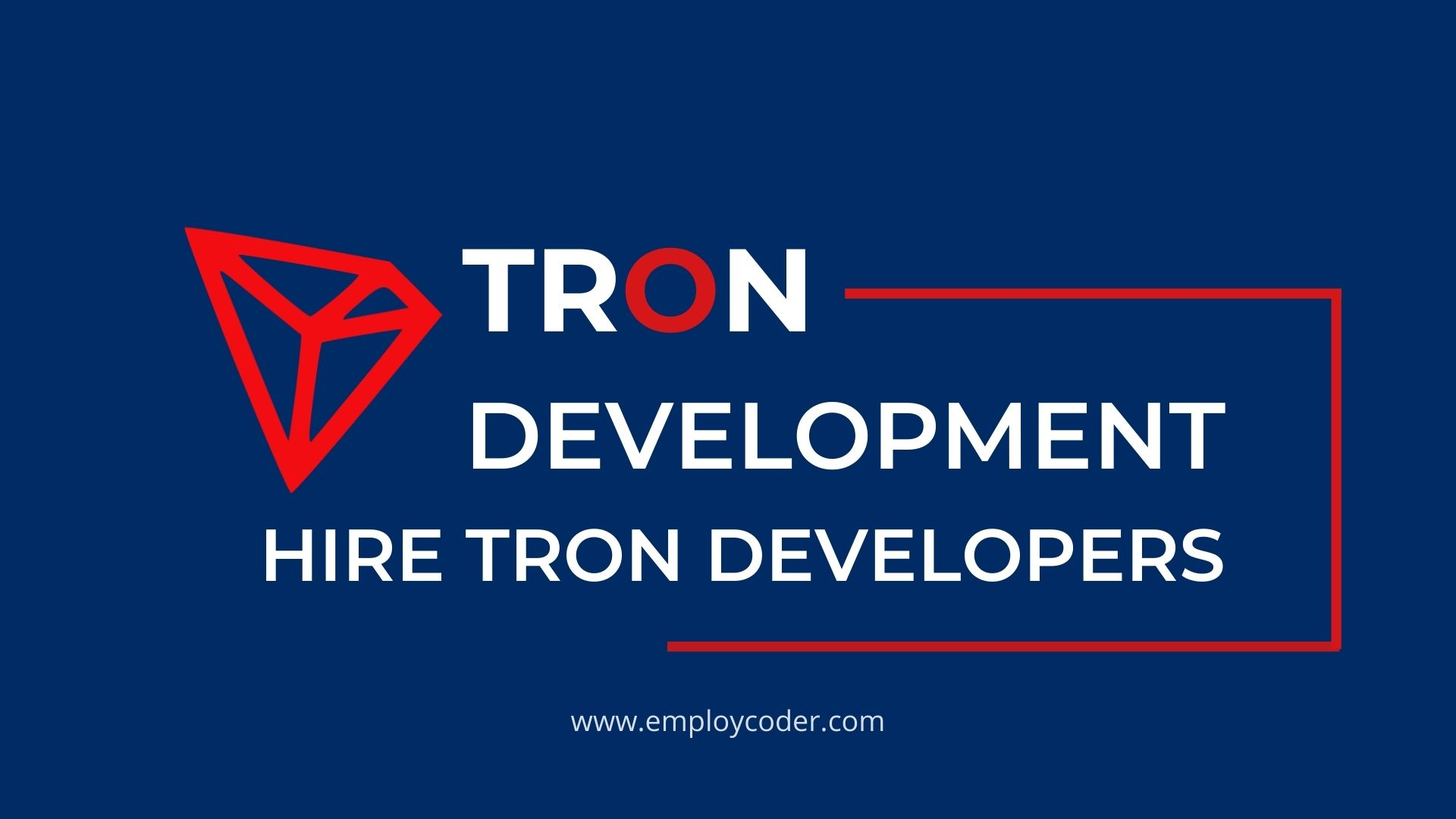 Hire Tron Developers to Build Next-Gen Tron DApps For Your Business