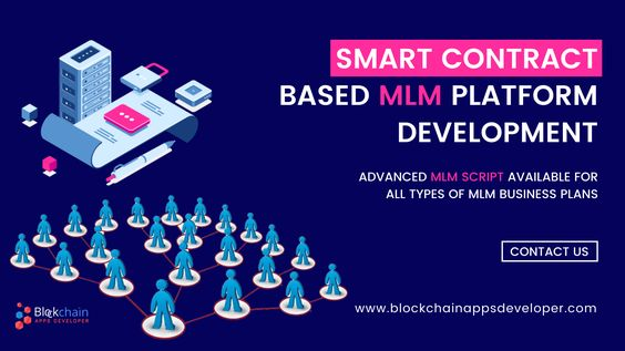 SMART CONTRACT BASED CRYPTOCURRENCY MLM SOFTWARE DEVELOPMENT ON TRON / ETHEREUM