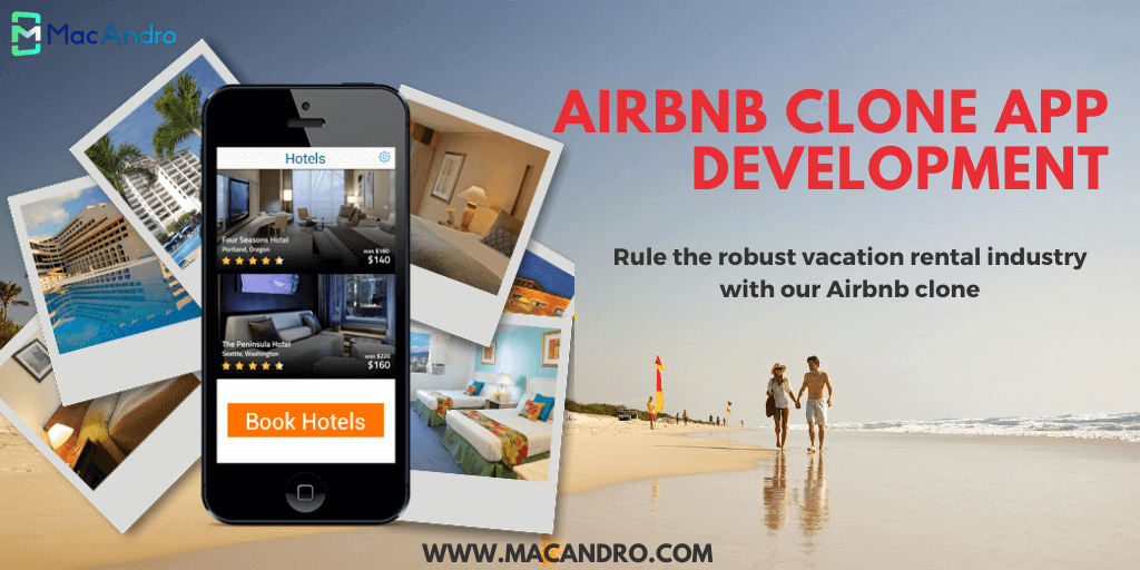 Airbnb Clone App Development - Build Your Own App Like Airbnb