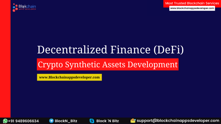 WHAT IS SYNTHETIC ASSETS IN DEFI? A COMPREHENSIVE GUIDE 2021