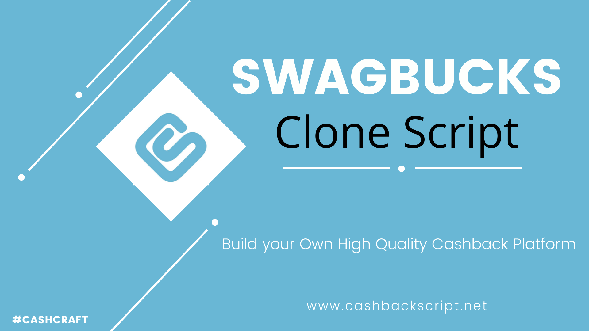 Swagbucks Clone Script to Kickstart Your own Cashback Platform like Swagbucks