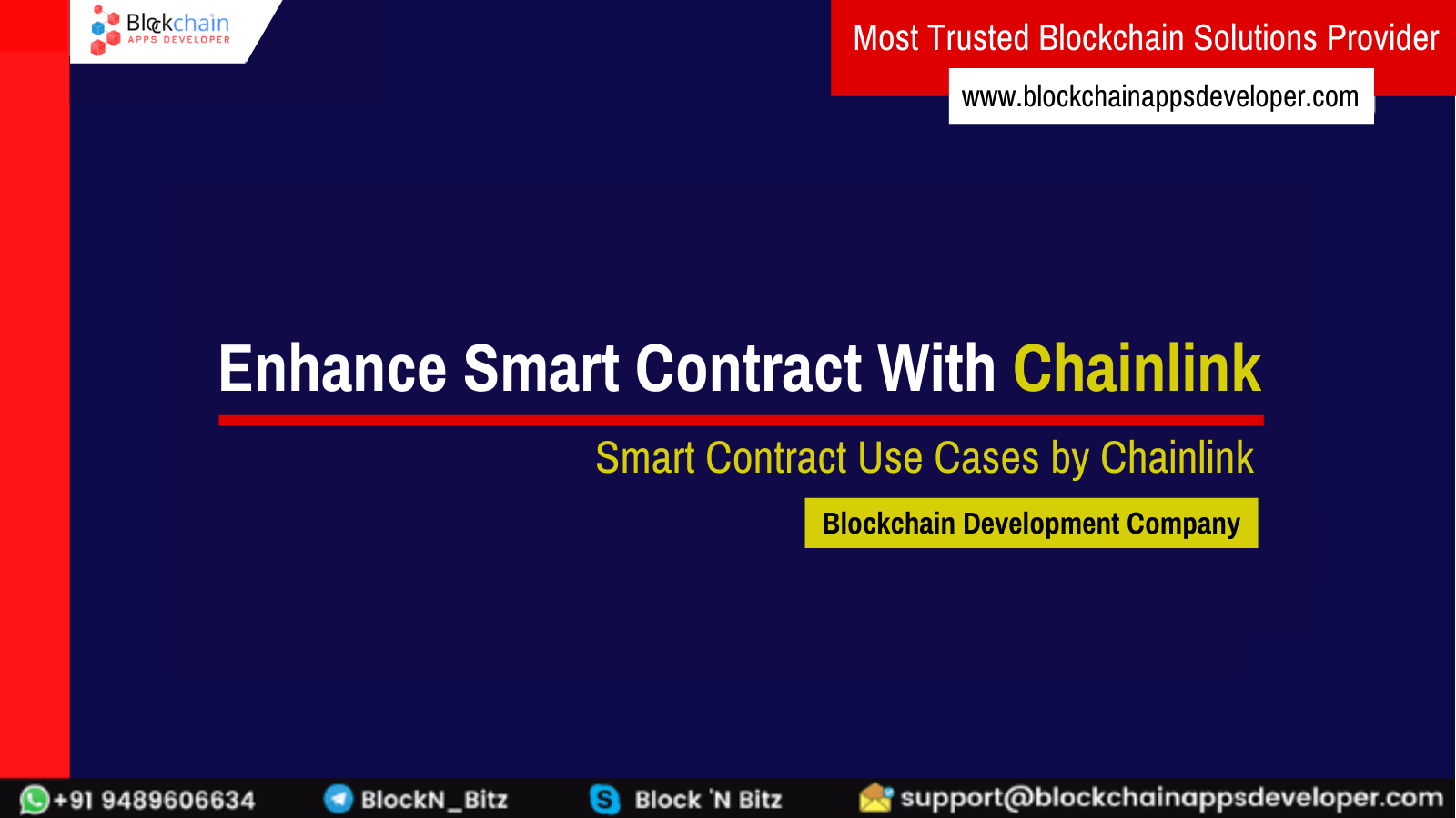 77 Smart Contract Use Cases Enabled By Chainlink - A Complete Guide 2021