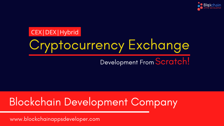 How to Start Your Own Cryptocurrency Exchange From Scratch? A Step by Step Guide for Startups & Crypto Business Enthusiast 2021