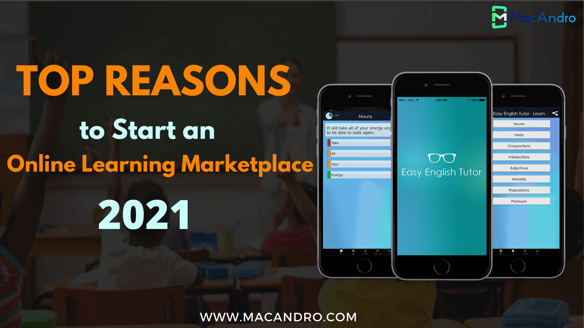 Why Should You Build an Online Learning Marketplace in 2021?