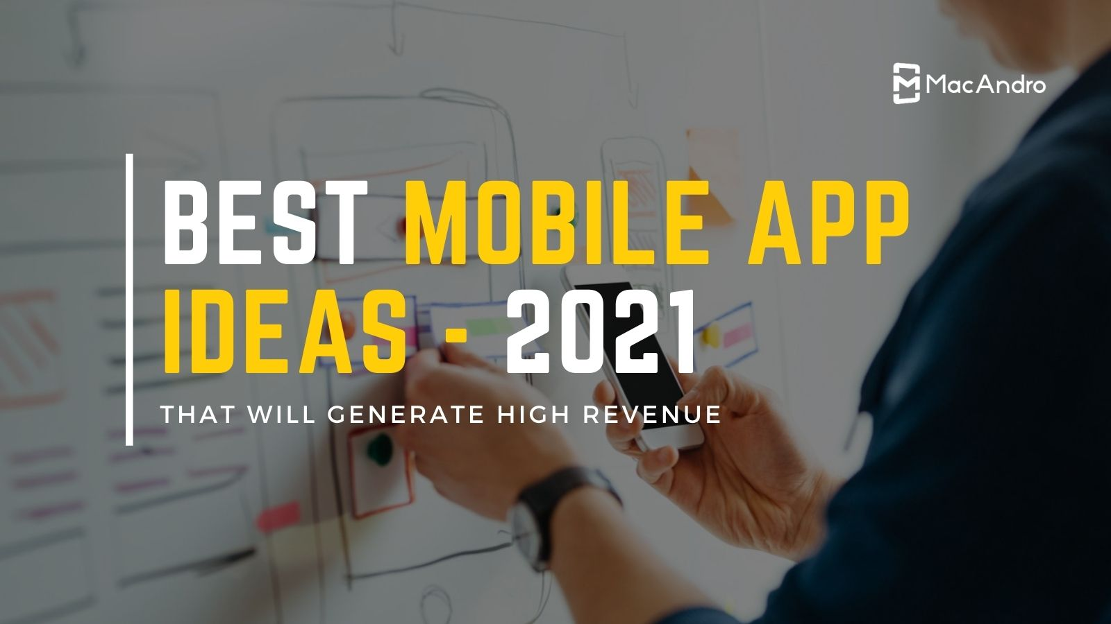 Top Mobile App Ideas to Start your Business in 2021
