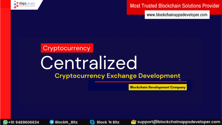 Centralized Cryptocurrency Exchange - Everything you need to know!