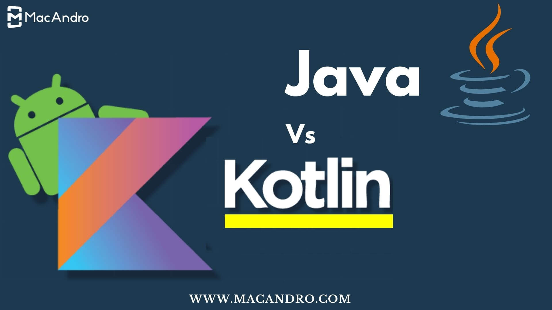 Java vs Kotlin - Which is Better for Android App Development in 2021?