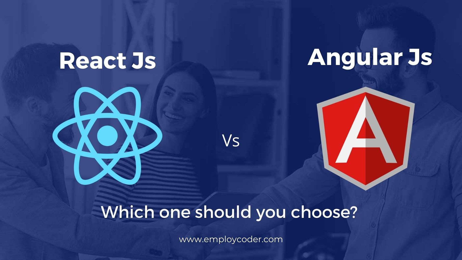 AngularJS vs ReactJS: Which Is Best for Front-end Development?