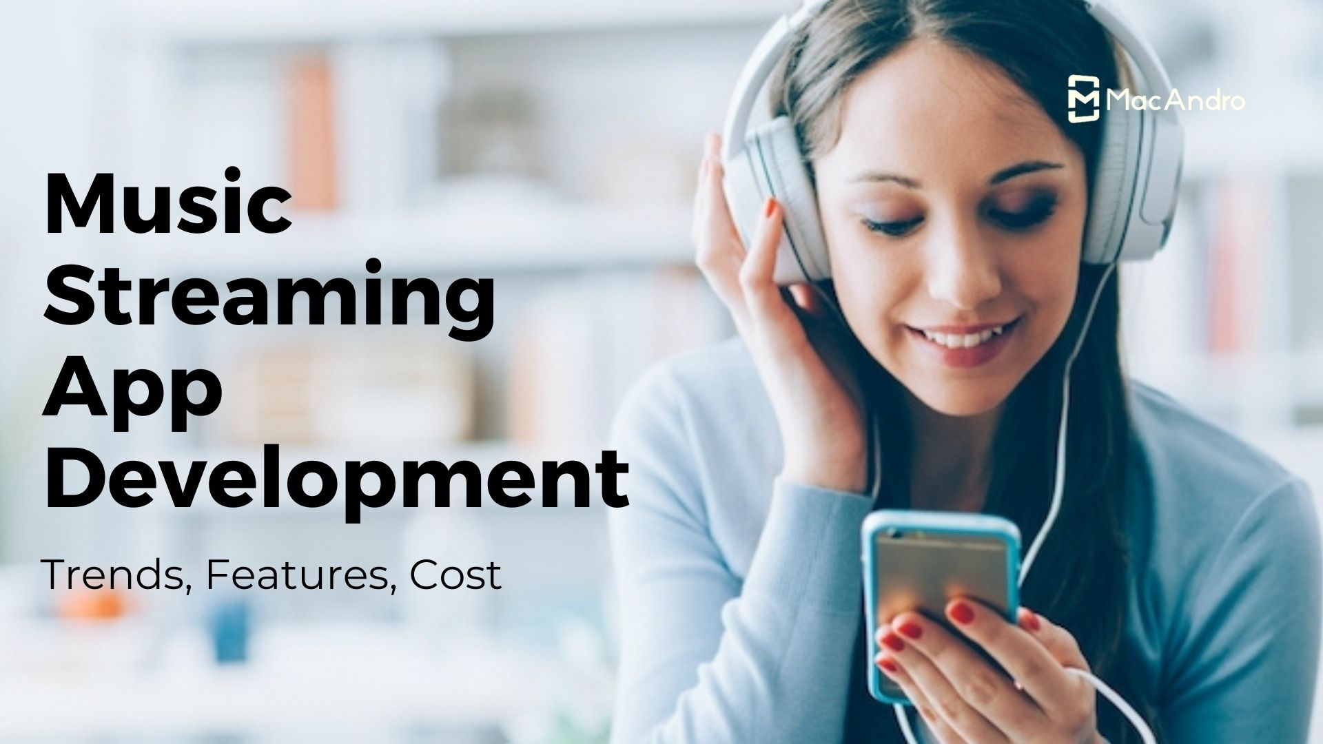 Music Streaming App Development - Develop a Next Great Music Streaming App like Spotify
