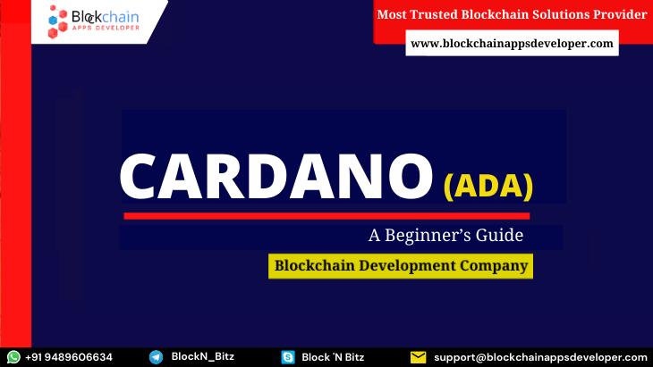 What is Cardano ADA? - Cardano ADA Blockchain Development Company