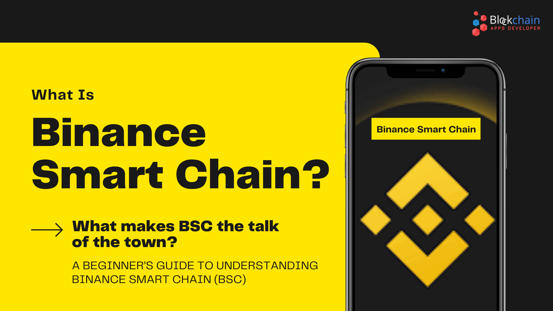 Binance Smart Chain Ecosystem - A Complete Beginner's Guide 2021
