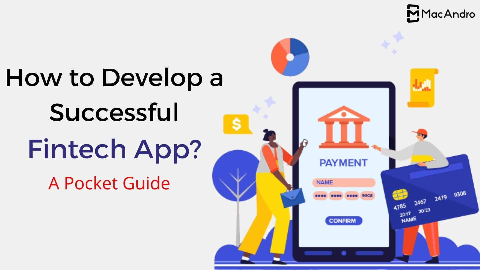 How to Build a Successful Fintech App? - A Pocket Guide