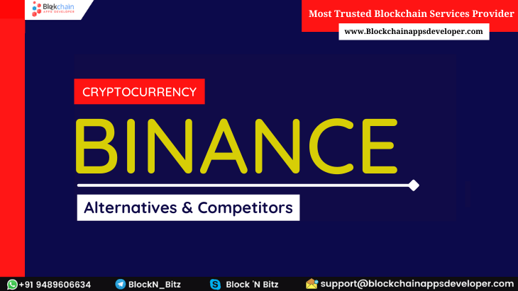 Binance Alternatives & Competitors - All You Need To Know!