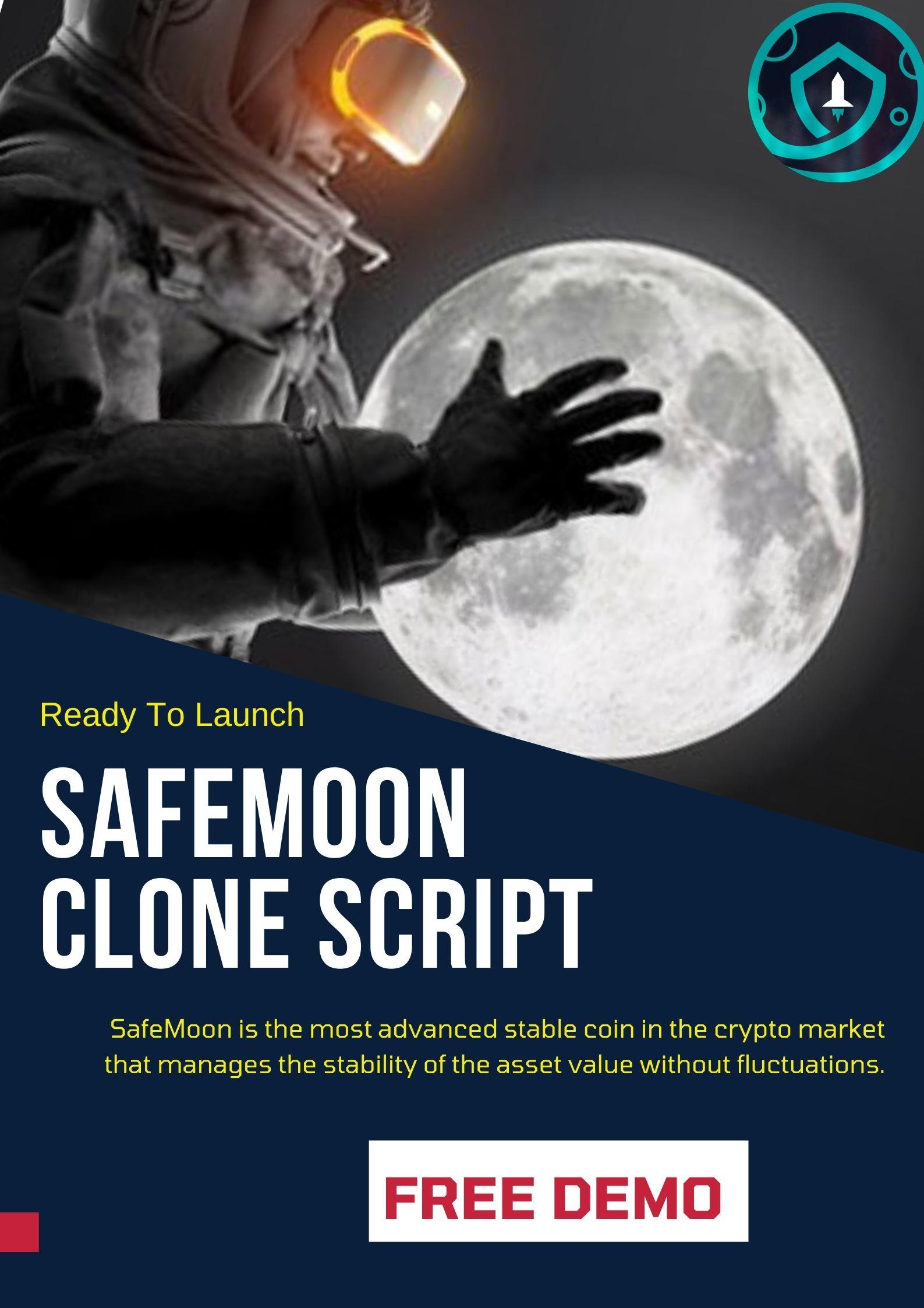 SafeMoon Clone Script To Create Fundraising DeFi Protocol Like SafeMoon