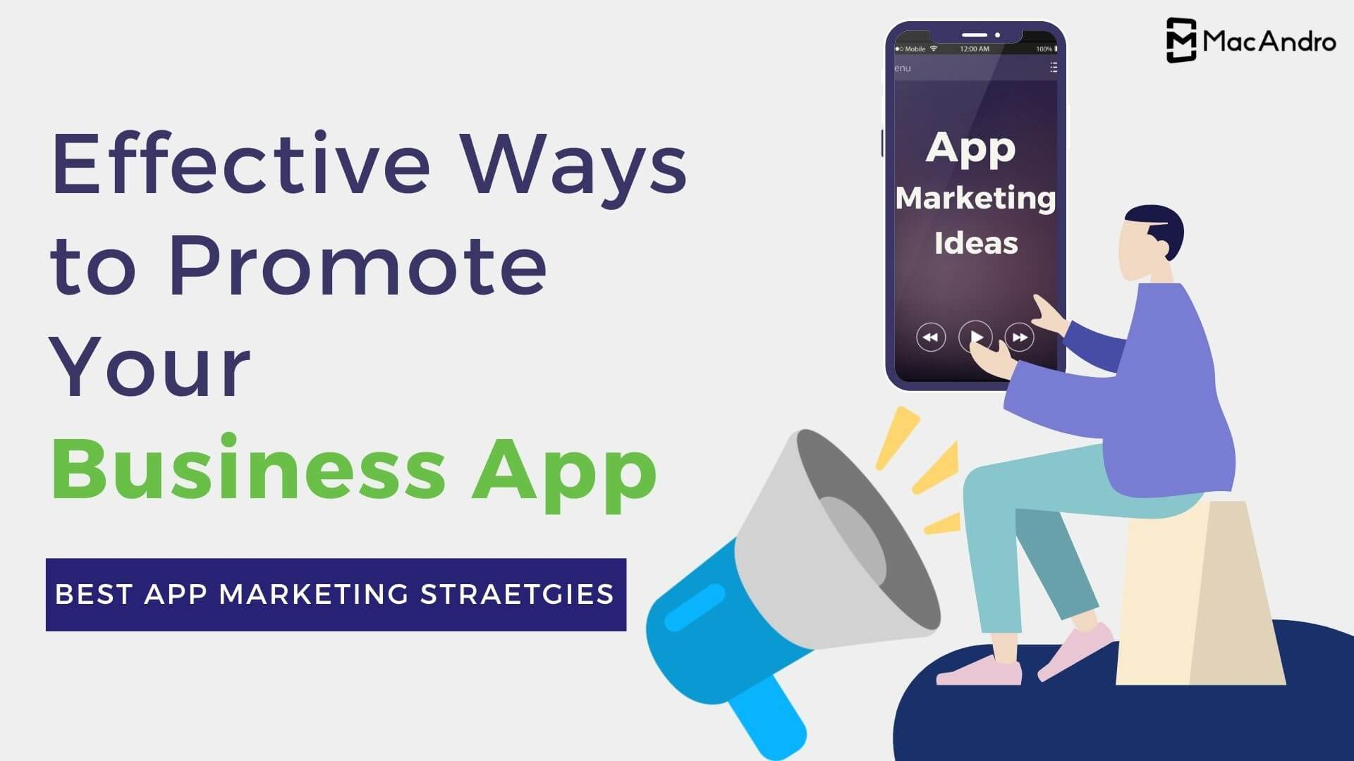 Top 10 Inventive Marketing Strategies to Promote Your Business App