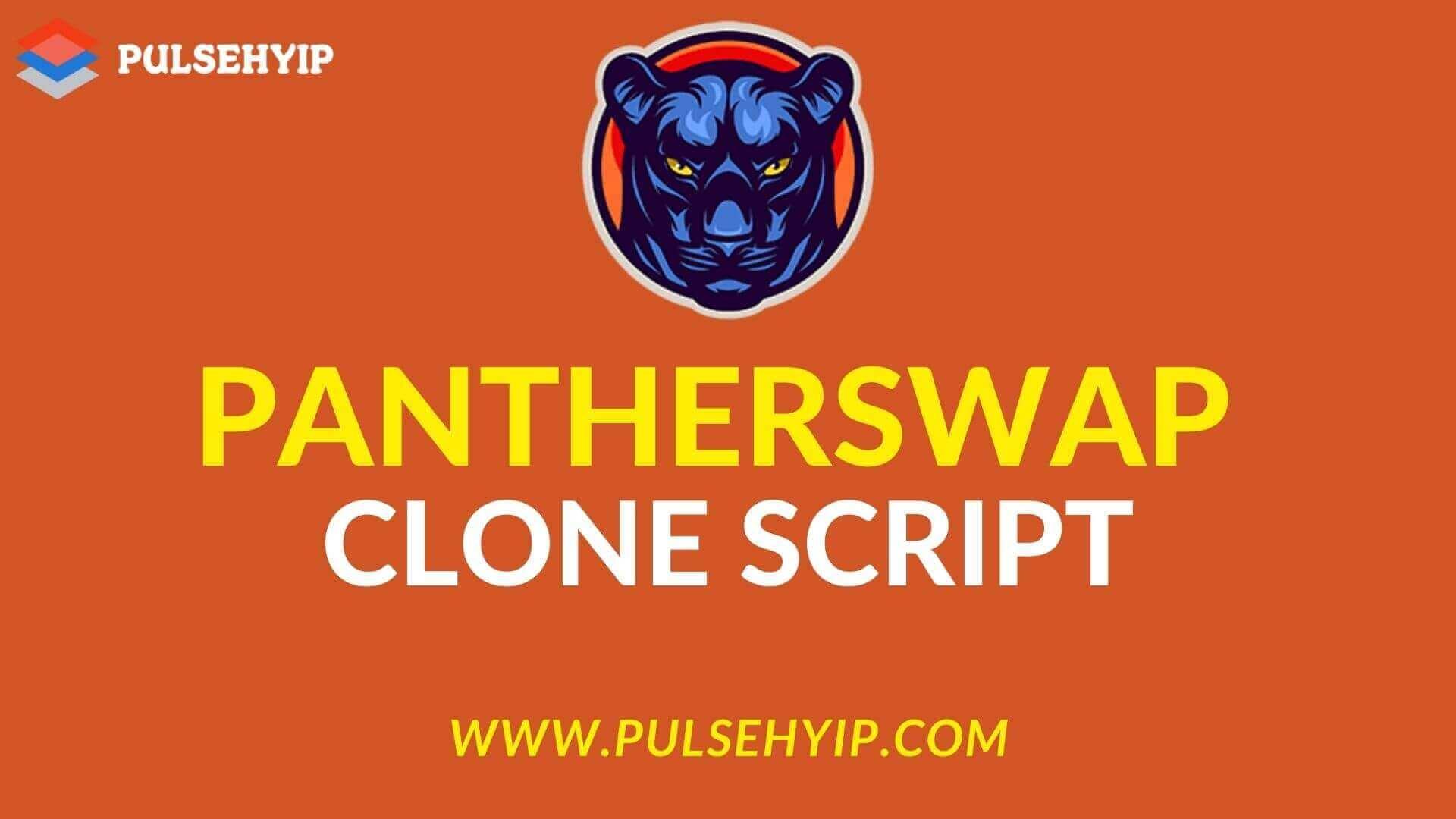 PantherSwap Clone Script - To Launch DeFi DEX like Pantherswap on Binance Smart Chain