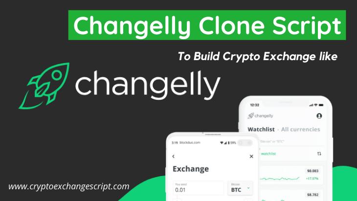 Changelly Clone Script - To Start a Cryptocurrency Exchange Platform like Changelly