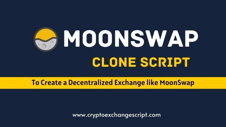MoonSwap Clone Script- To Build a Next Generation DEX Platform on Conflux Network