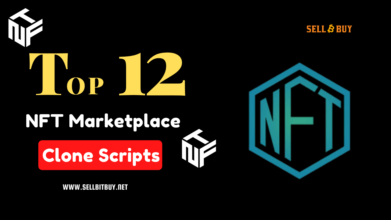 NFT Marketplace Clone Script - To Start A P2P NFT Marketplace Like OpenSea, Rarible, etc,