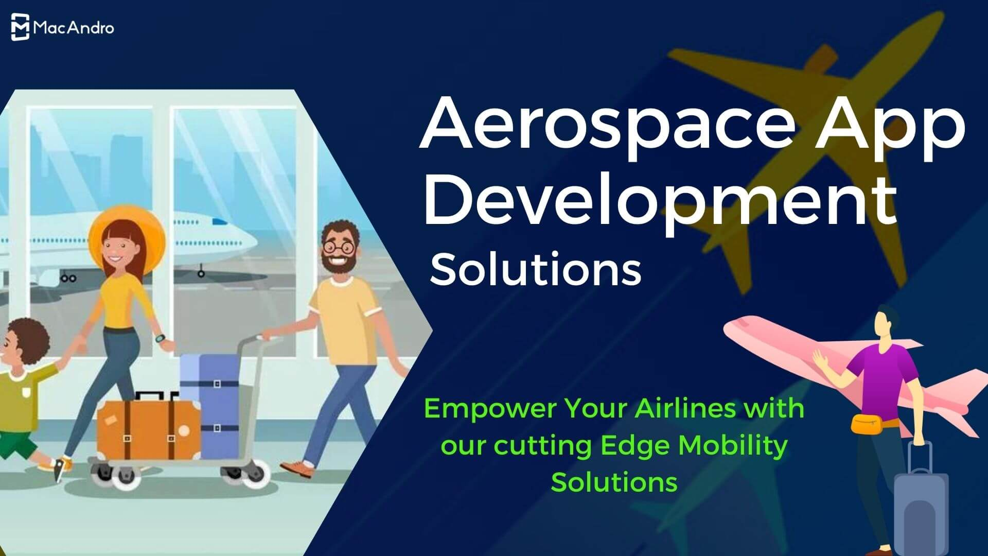 Aviation App Development - Make Your Airlines Fly High with Our Mobility Solutions