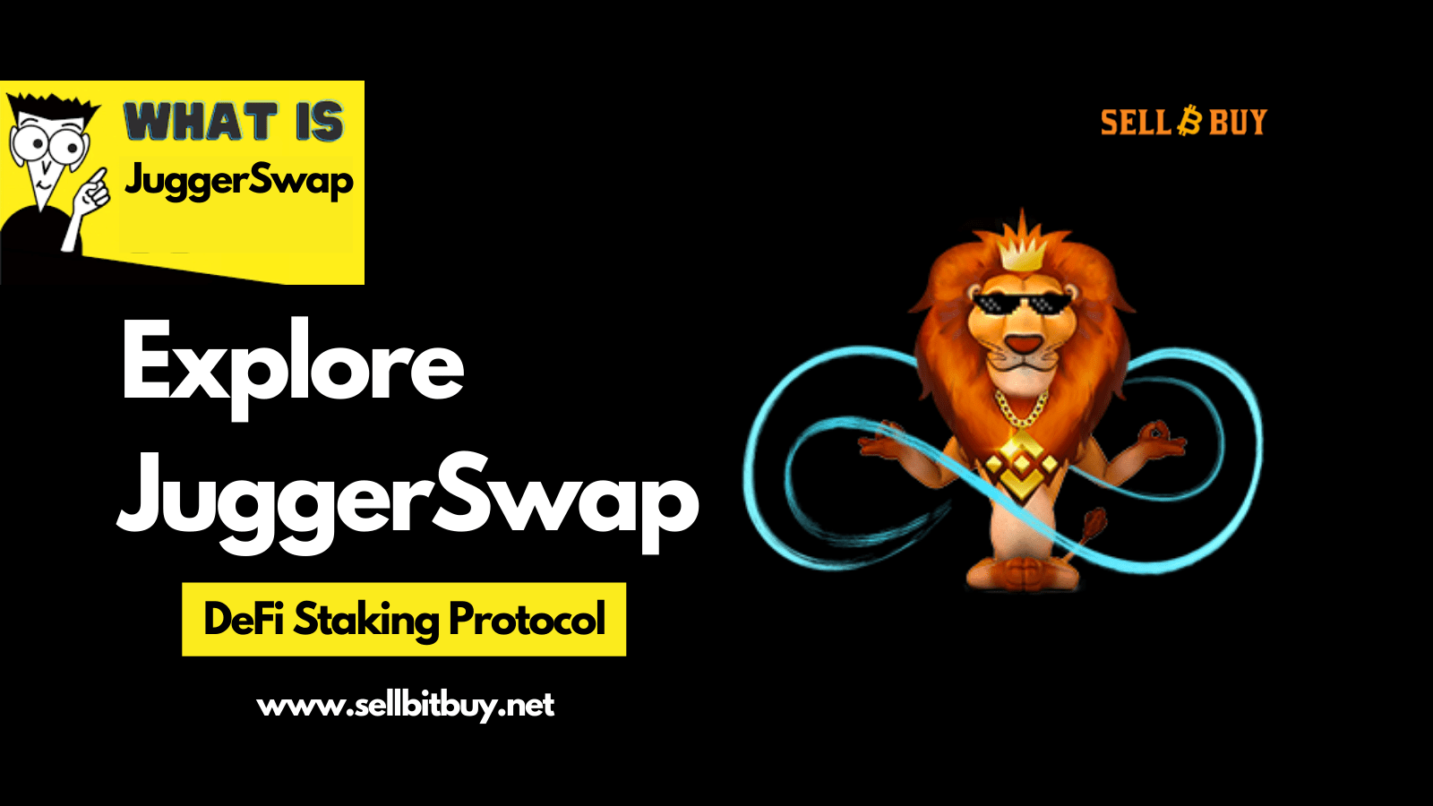 JuggerSwap -  Non-Stoppable DeFi Staking Protocol brings DeFi With NFT