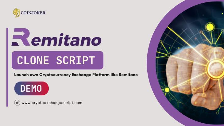 Remitano Clone Script - To Start a Crypto Exchange Platform like Remitano