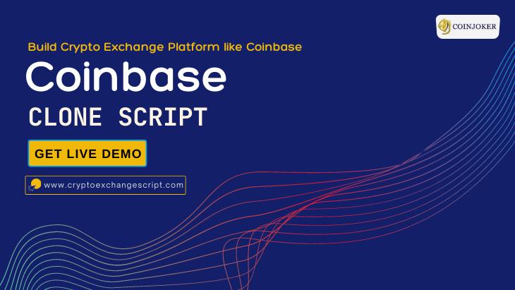 Coinbase Clone Script - Launch Crypto Exchange Platform like Coinbase