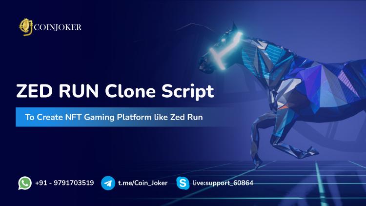 Zed Run Clone Script - To Launch NFT Horse Racing Gaming Platform like Zed Run