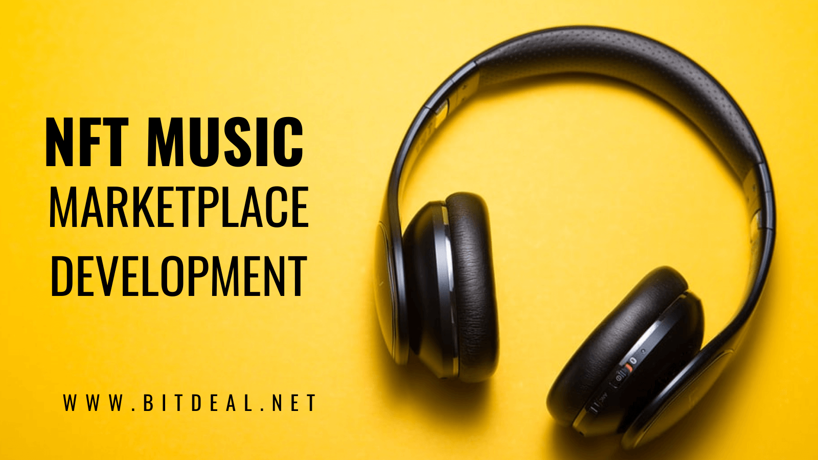 NFT Music Marketplace Development - Create Your Own NFT Marketplace For Music