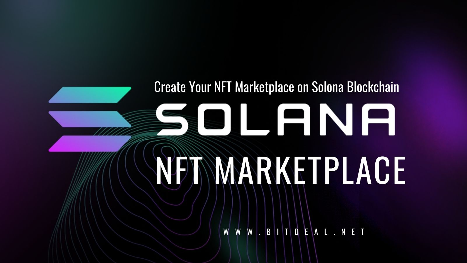 NFT Marketplace Development On Solana Blockchain