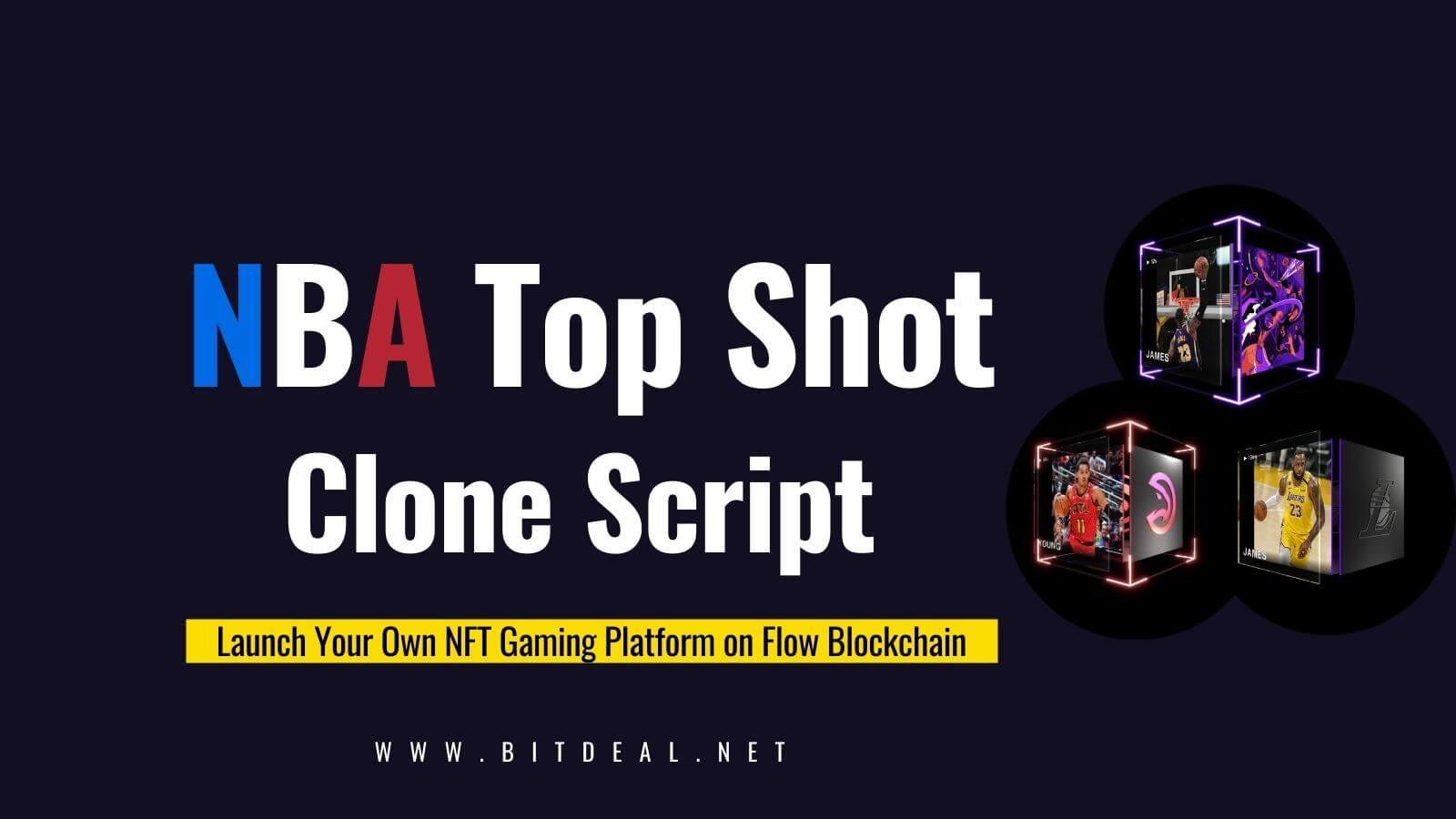 NBA Top Shot Clone Script To Create Digital Collectible NFT Marketplace