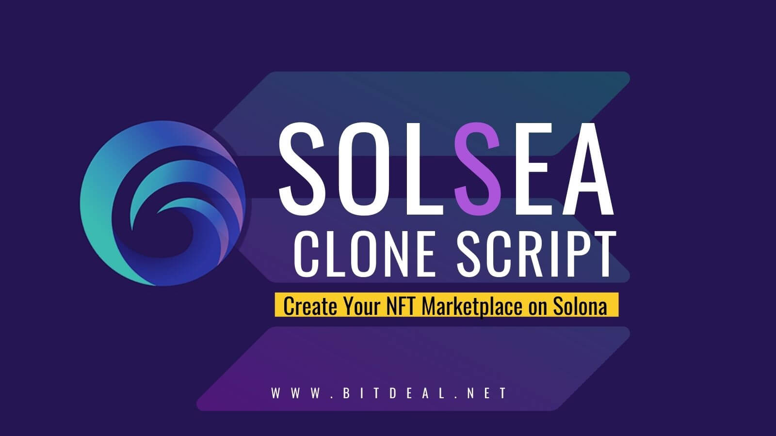 Solsea Clone Script to Build a NFT Marketplace like Solsea
