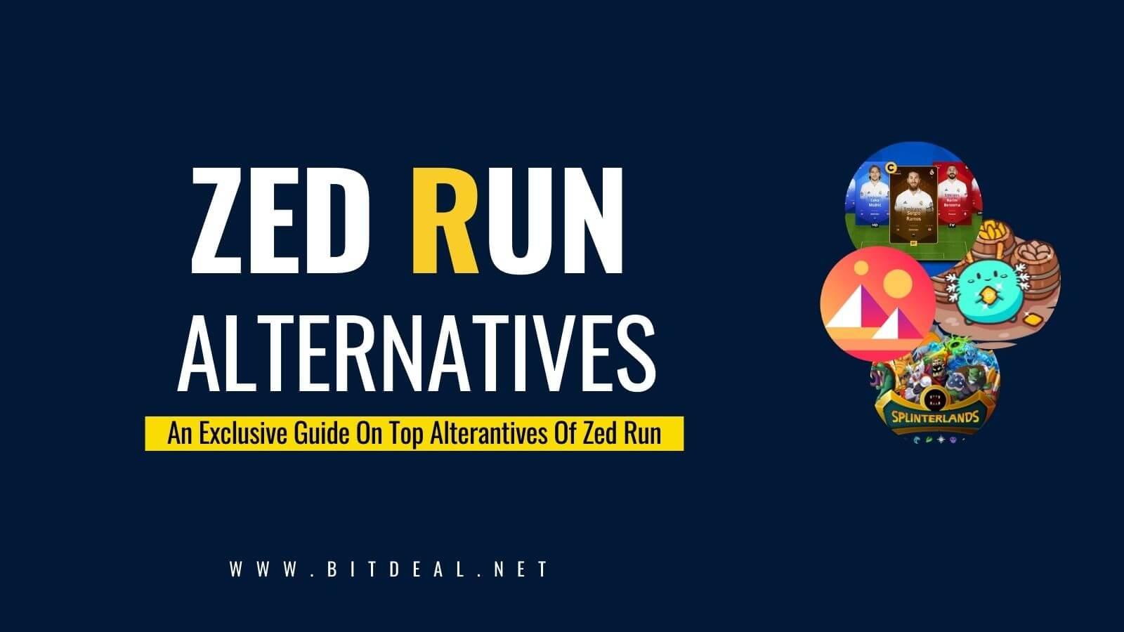 Top alternatives for Zed Run