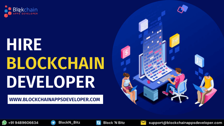 Hire Blockchain Developers/Programmers/Engineers on your Project Development Requirements