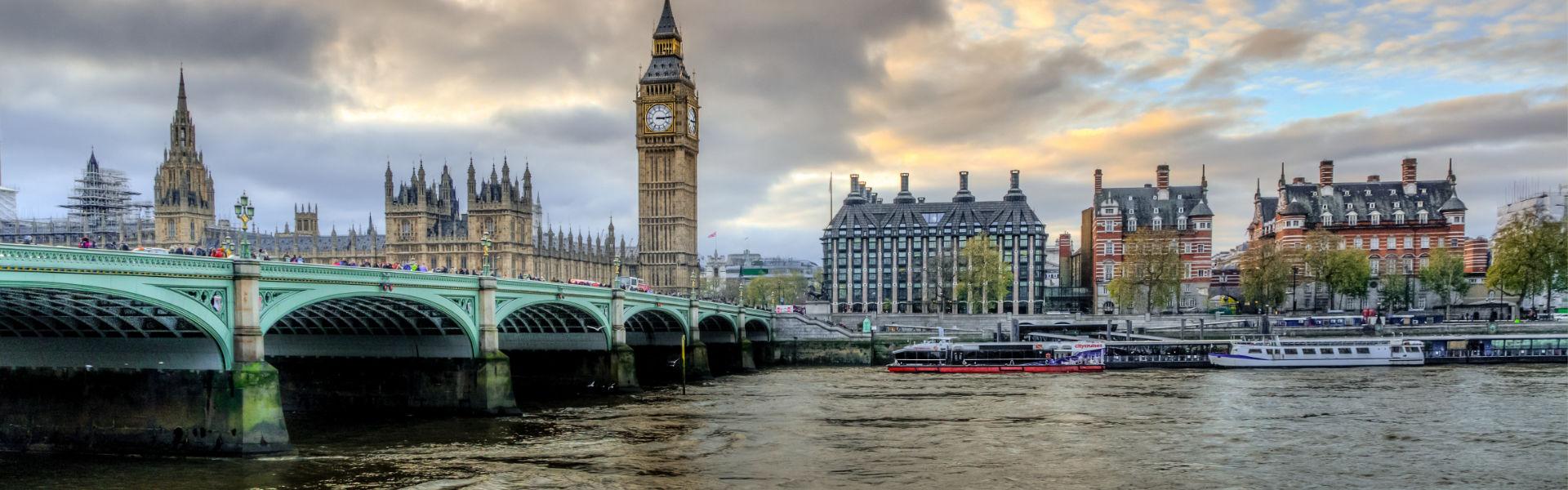 Big Ben London Skyline
